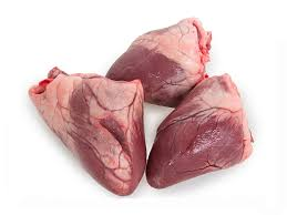 Mutton / Lamb heart