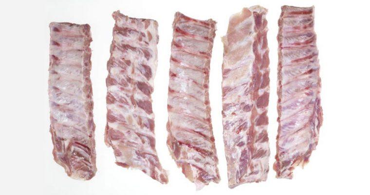 pork meaty riblets